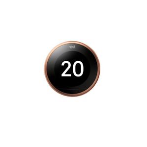 Learning Thermostat 3rd Generation COPPER