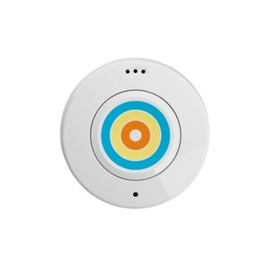 PORTE CLES TIBE CONNECT BLANC
